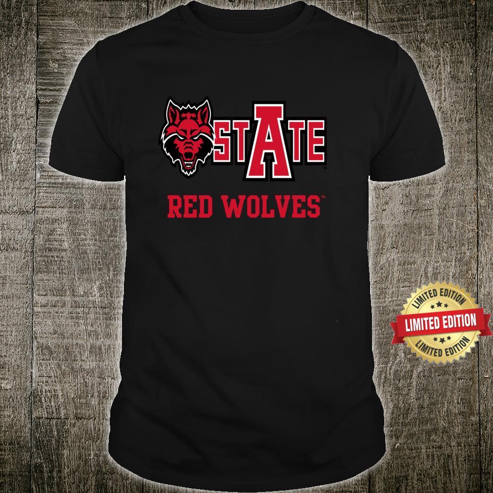 Arkansas State Red Wolves NCAA Shirt