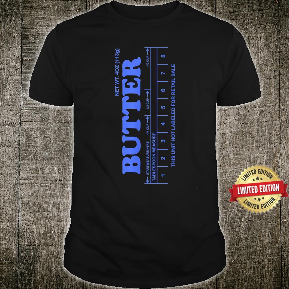 Butter Stick Blue Shirt