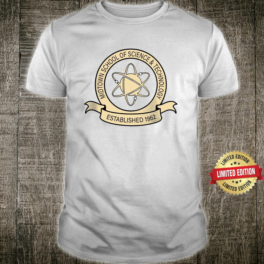 MIDTOWN SCHOOL of science & technology Shirt