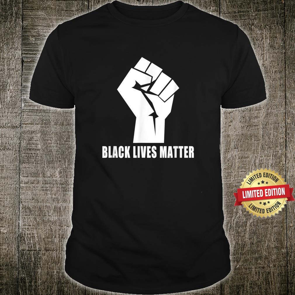 Schwarze Lebt Materie TStück Shirt