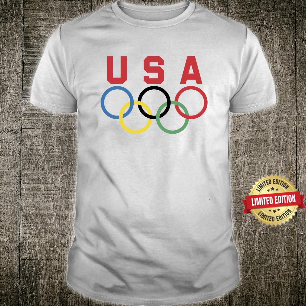 Team USA Tokyo Olympics Shirt