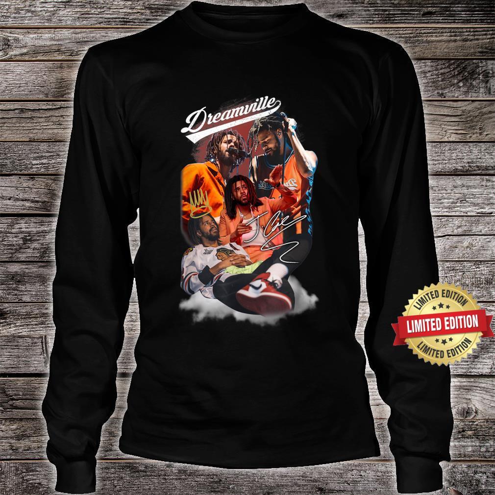 Vintage JColes Art Rapper Music Legend Limited Shirt long sleeved