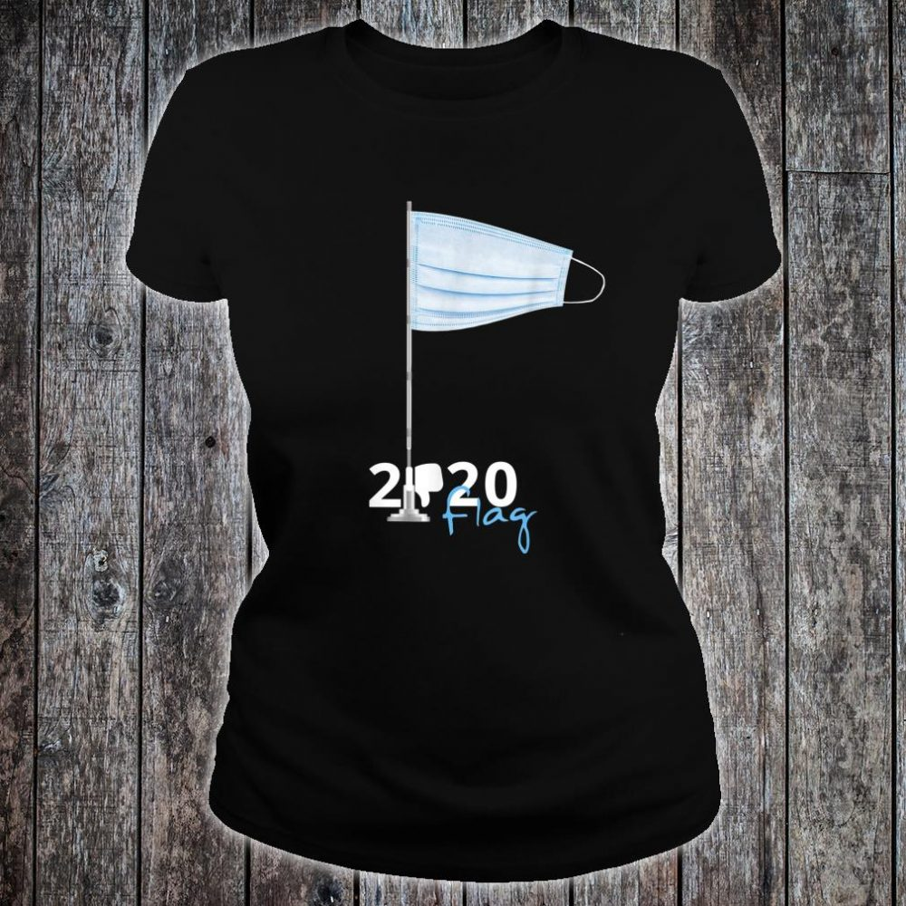2020 Flag Shirt ladies tee