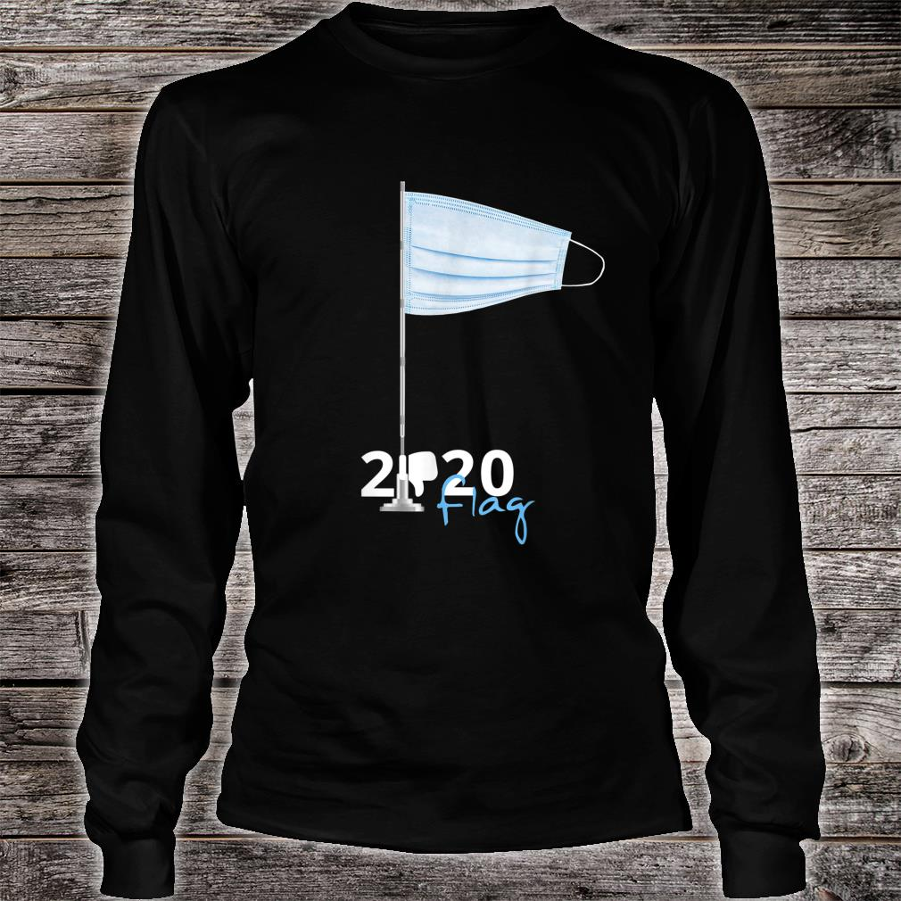 2020 Flag Shirt Long sleeved