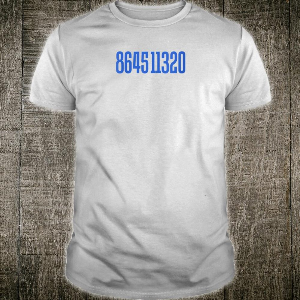 864511320 Vote Out Trump Shirt