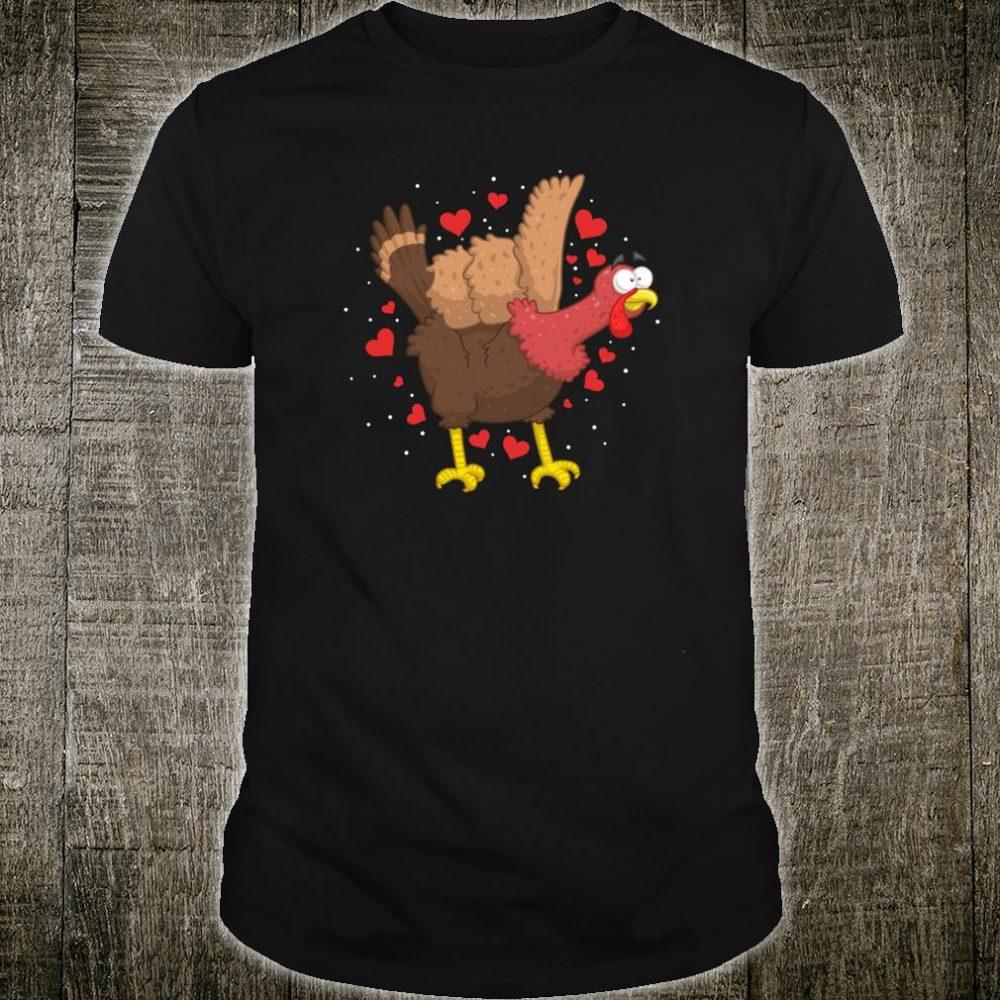 American Sign Language I Love You Thanksgiving Turkey Shirt