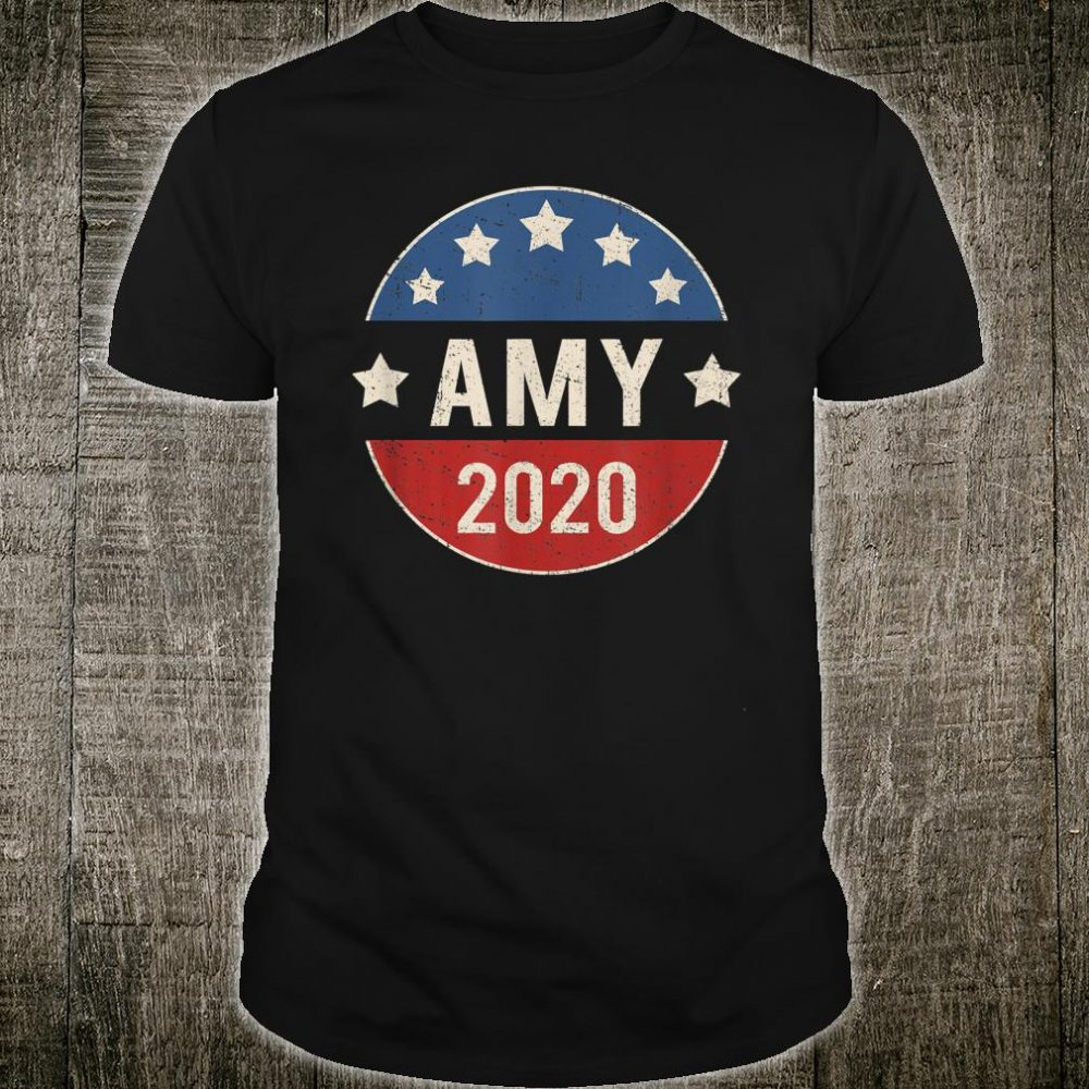 Amy Klobuchar For President 2020 Shirt
