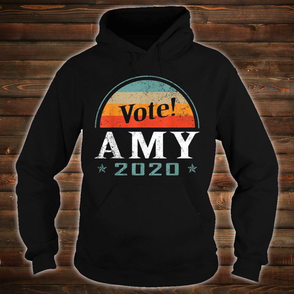 Amy Klobuchar for President Shirt hoodie
