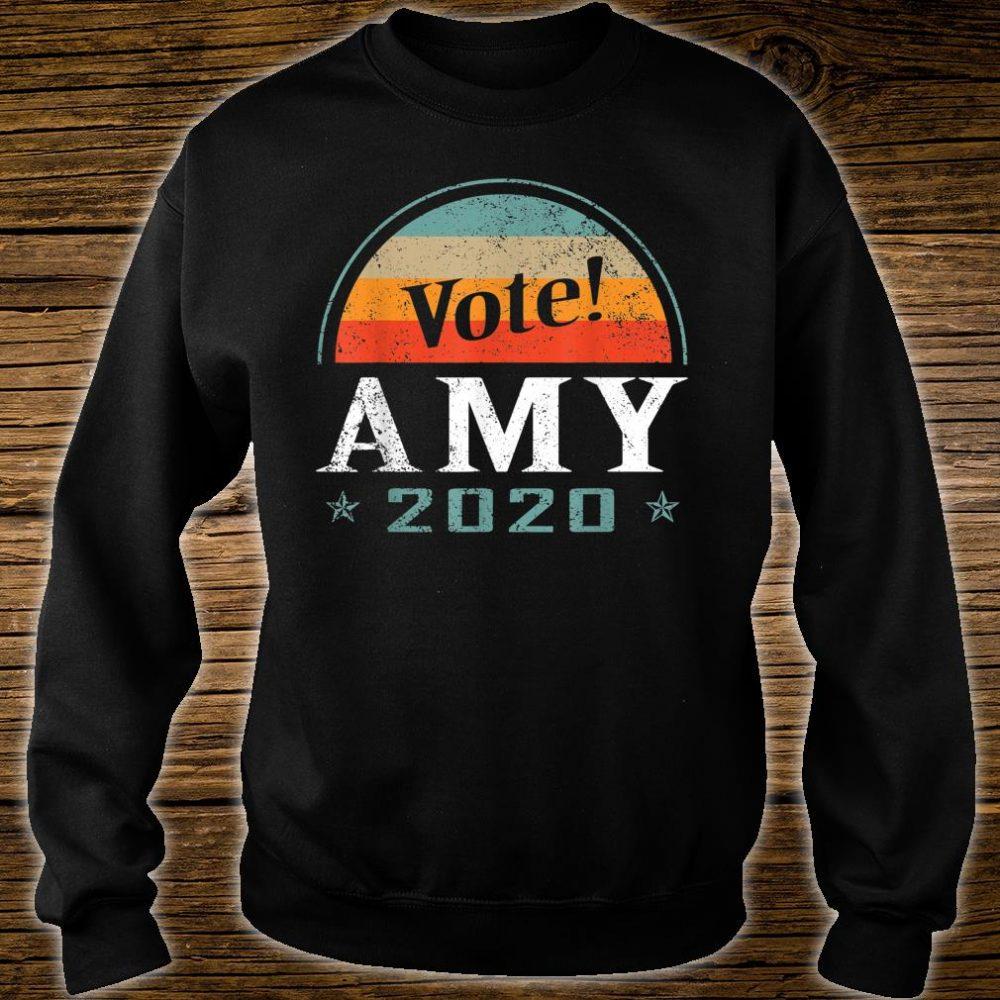 Amy Klobuchar for President Shirt sweater