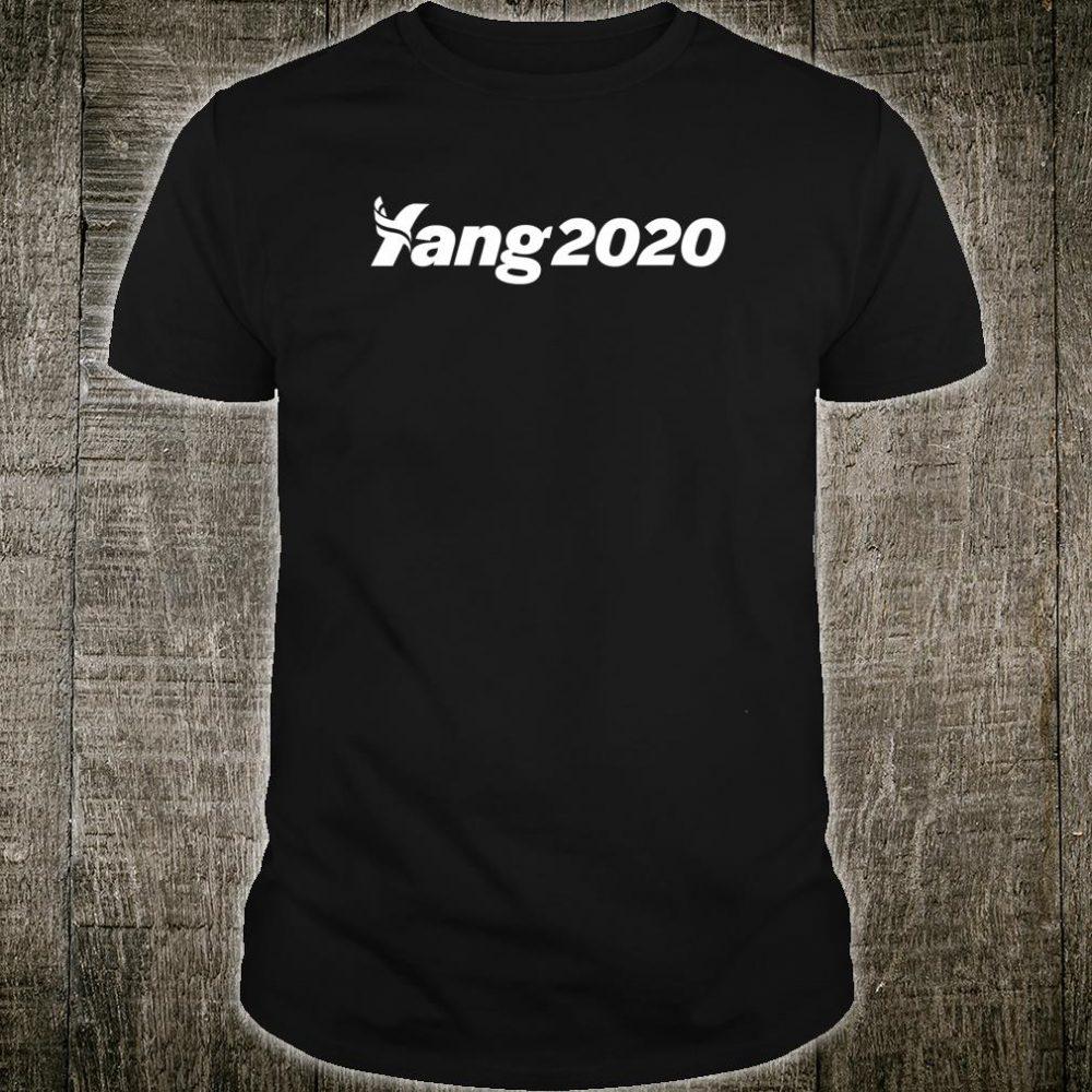 Andrew Yang 2020 Shirt