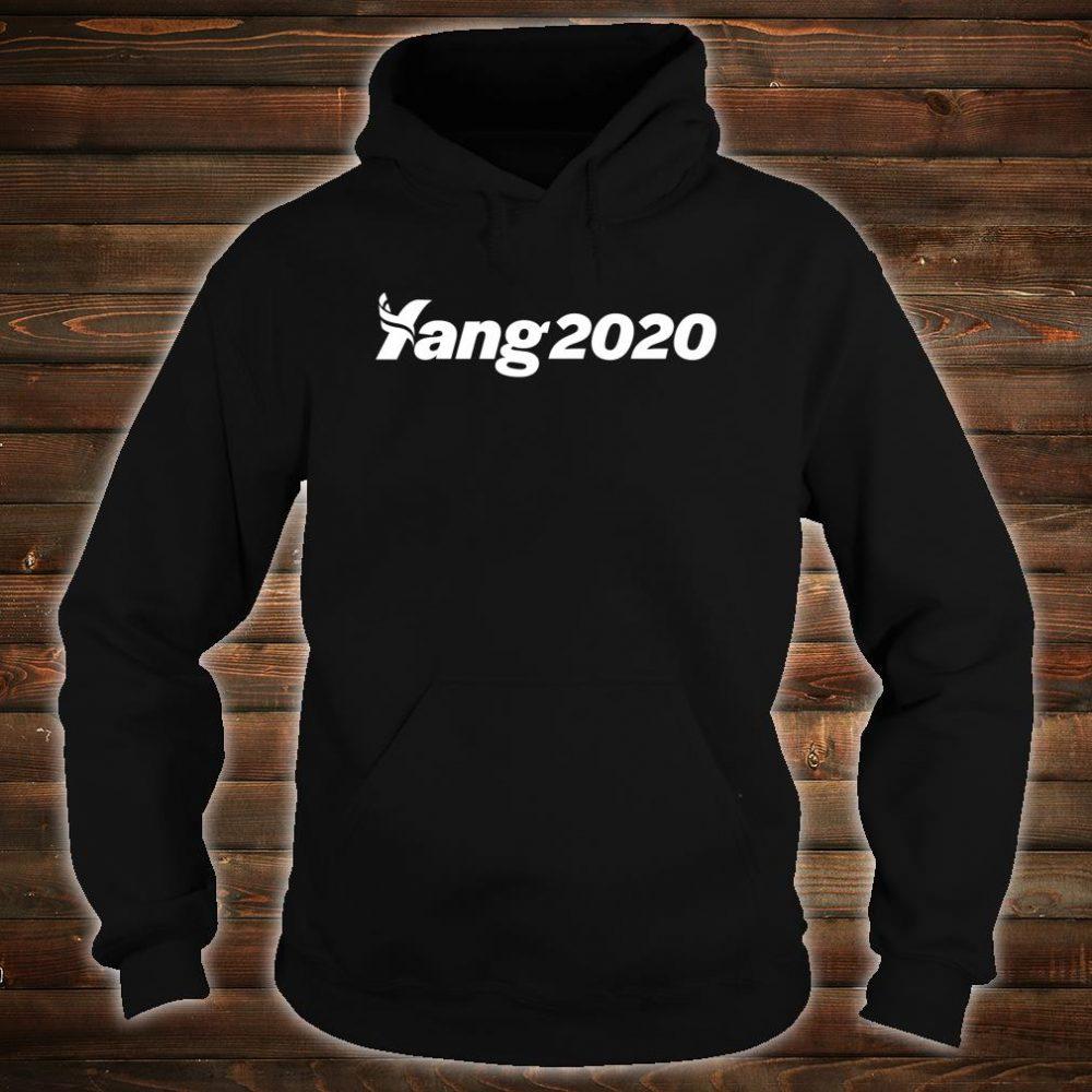 Andrew Yang 2020 Shirt hoodie