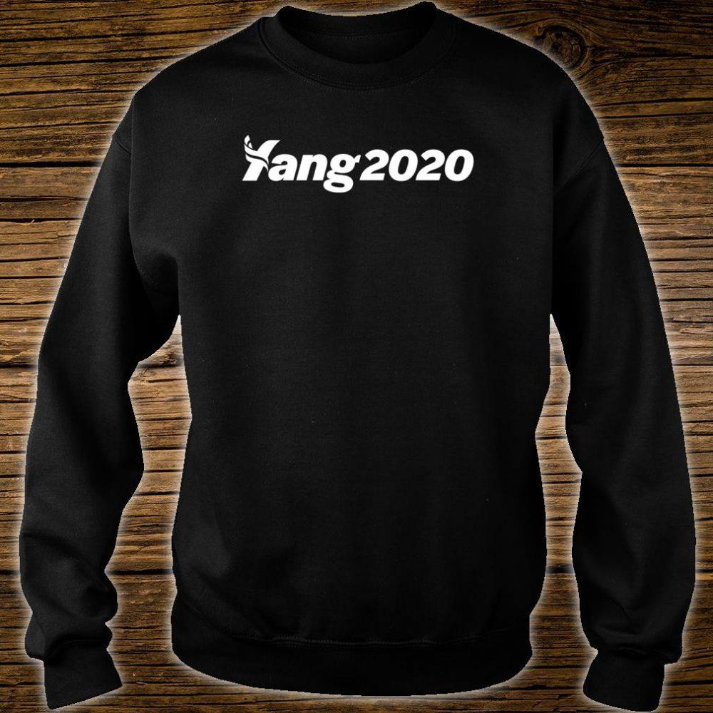 Andrew Yang 2020 Shirt sweater