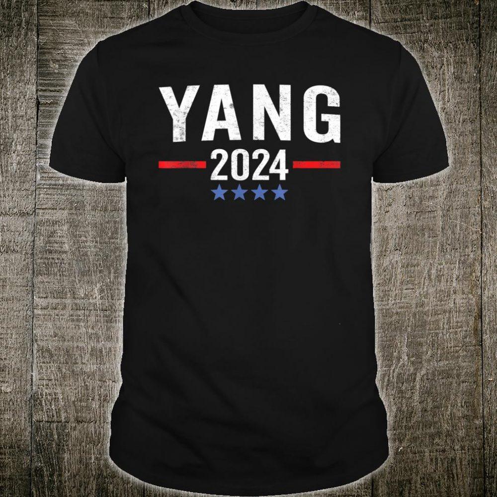 Andrew Yang 2024 Shirt
