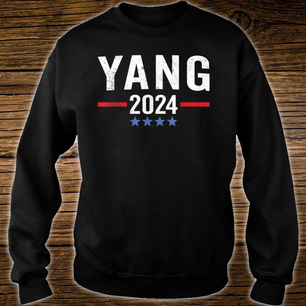 Andrew Yang 2024 Shirt sweater
