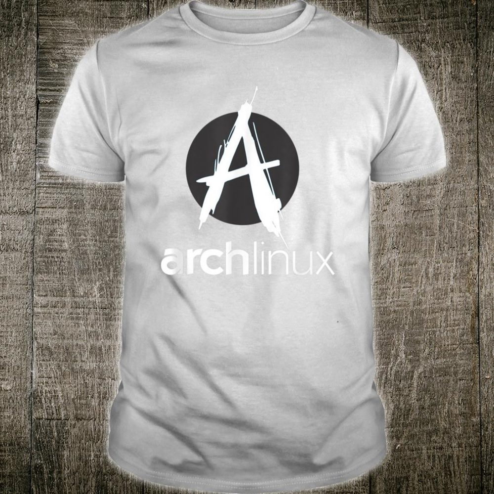 Arch Linux lover Shirt