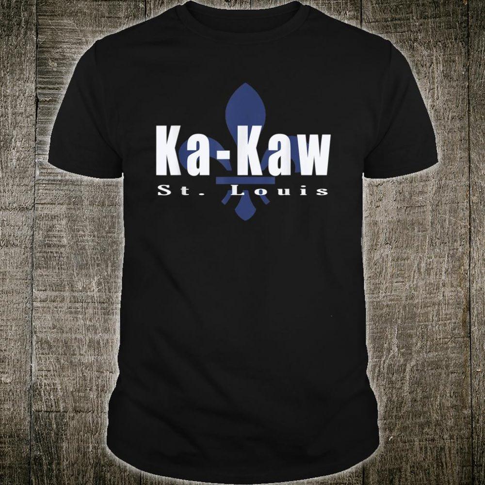 BattleHawks St. Louis XFL Ka-Kaw Shirt