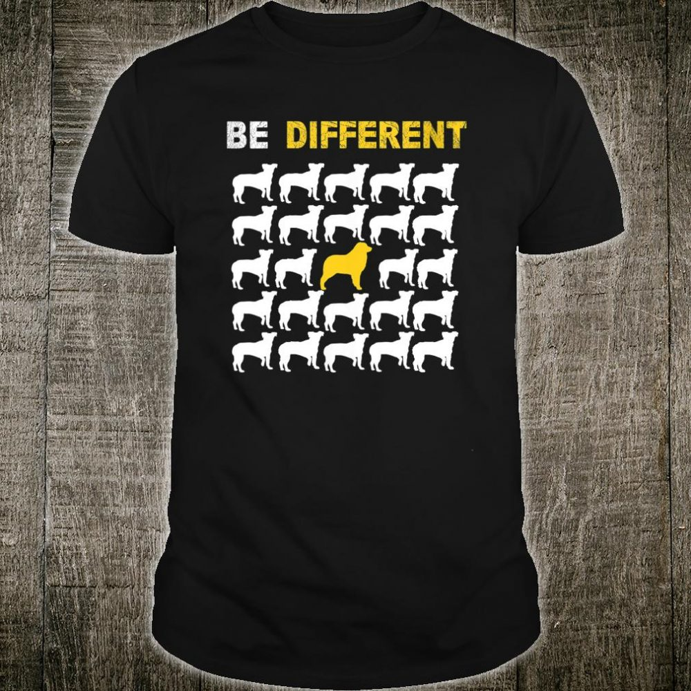 Be Different Shirt