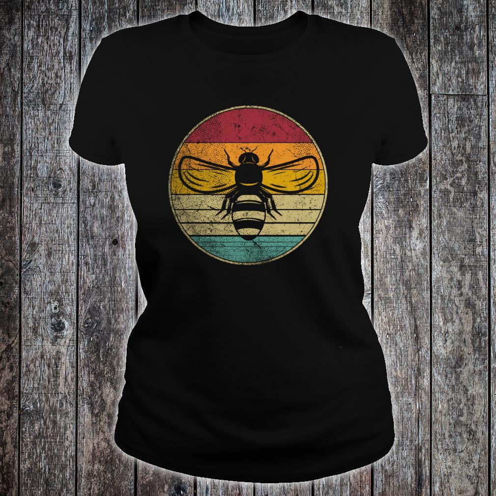 Beekeeper Save The Bees Queen Honey Whisperer Hive Shirt ladies tee