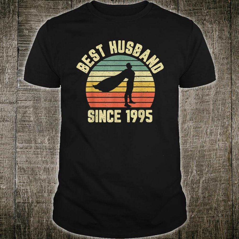 Best Husband Since 1995 Shirt