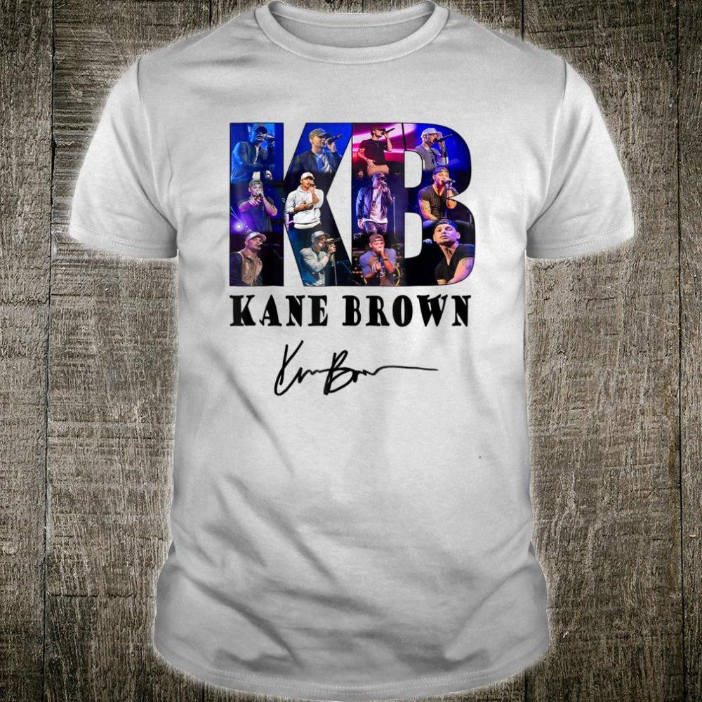 Brown Music KB Shirt