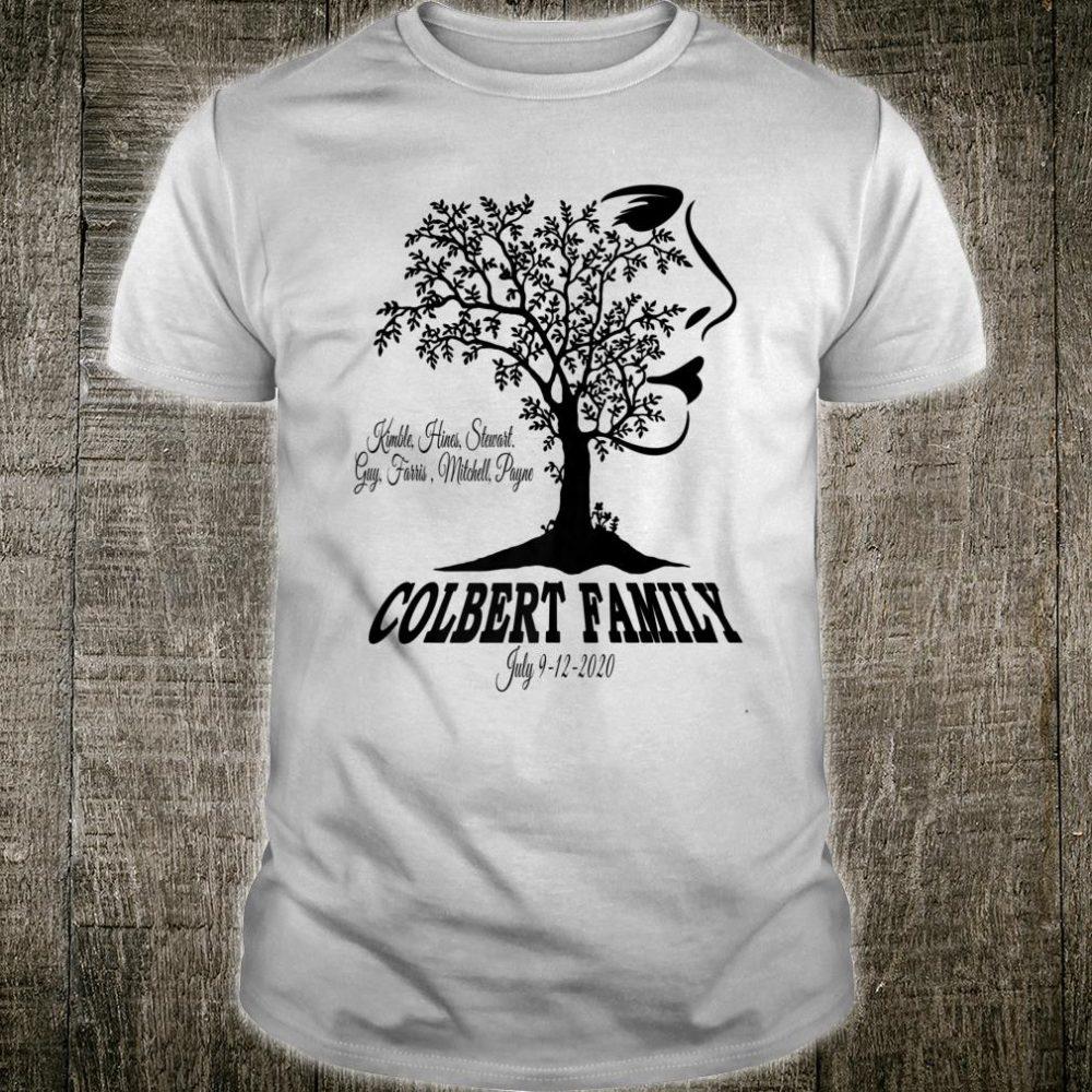 Colbert Family Reunion Shirt
