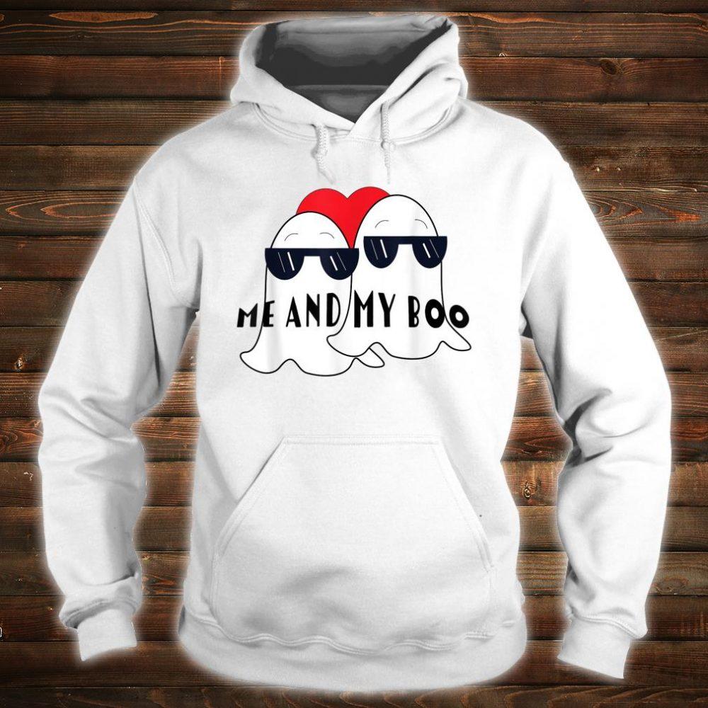 Halloween Me And My Boo Friend Shirt hoodie