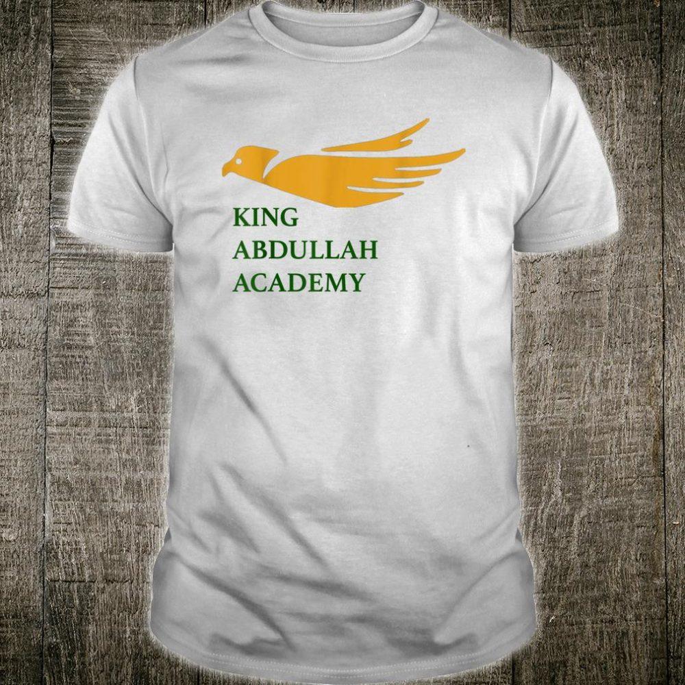 King Abdullah Academy Shirt