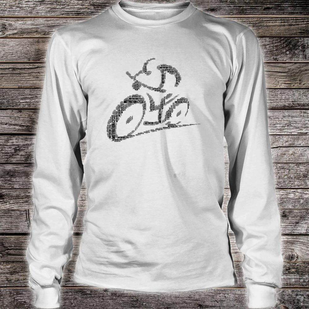 MOTIVATIONCYCLE ORIGINAL Shirt long sleeved