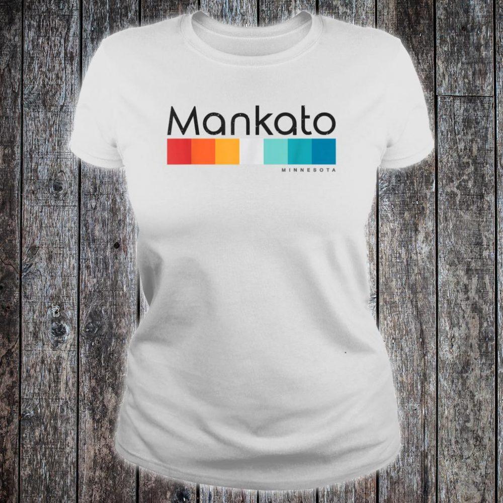 Mankato Minnesota Shirt ladies tee