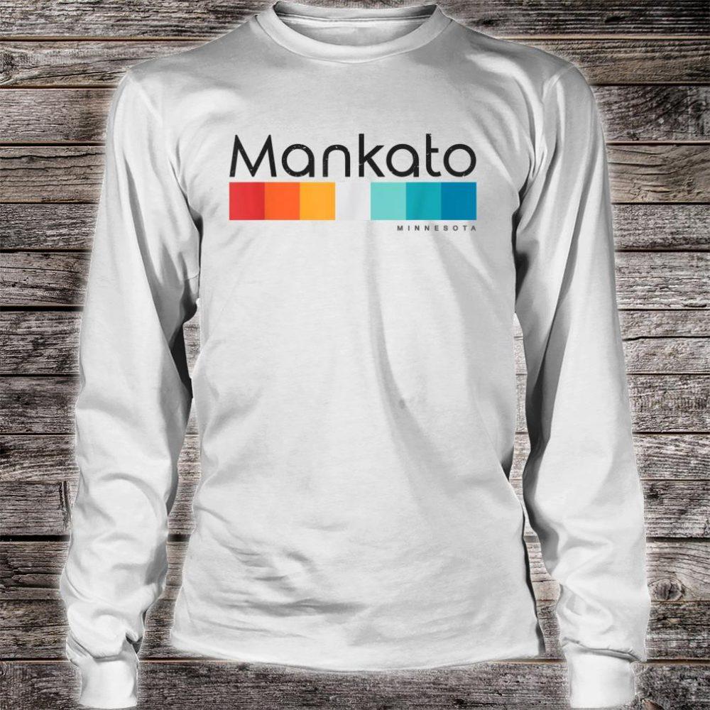 Mankato Minnesota Shirt long sleeved