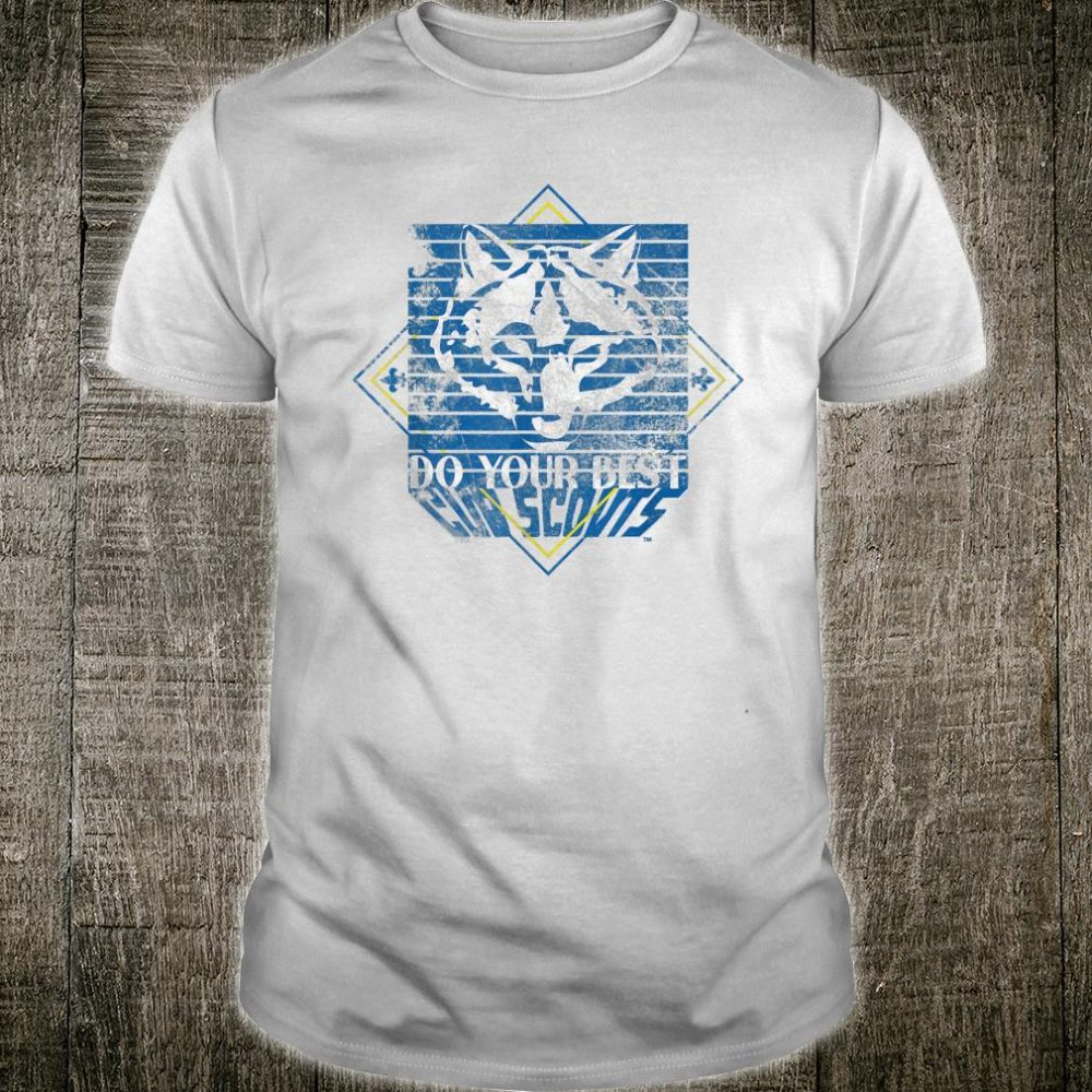 Officially Licensed Cub Scouting Shirt