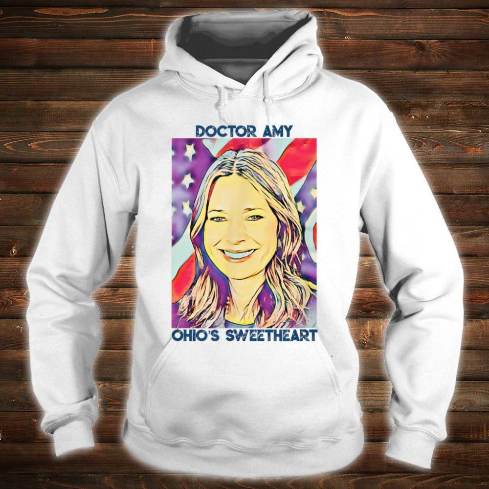 Quarantine Doctor Amy Ohios Sweetheart Shirt hoodie