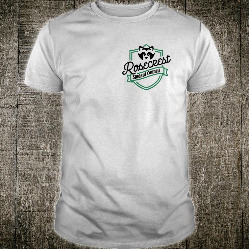 Rosecrest Student Council Shirt