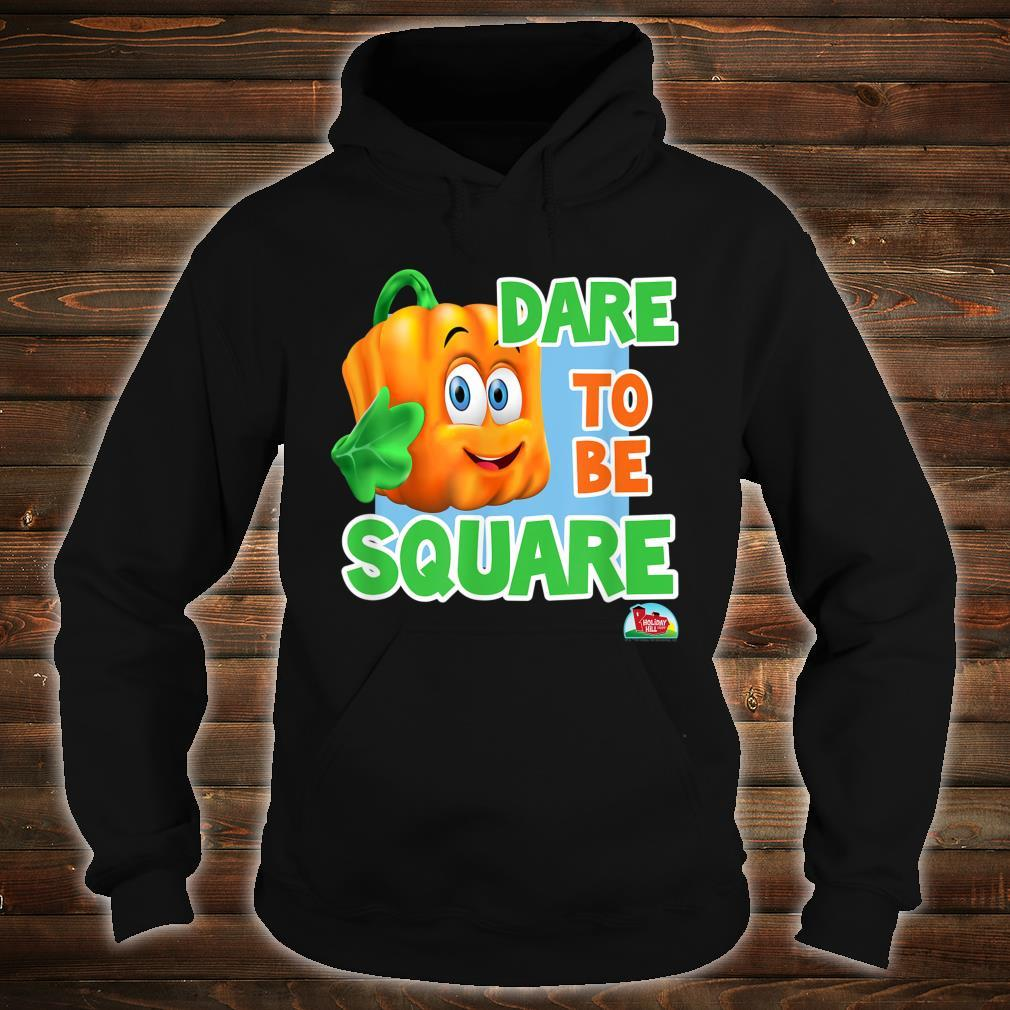 Spookley the Square Pumpkin Dare to be Square Shirt hoodie