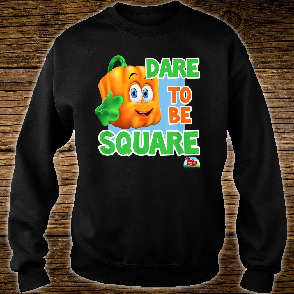 Spookley the Square Pumpkin Dare to be Square Shirt sweater