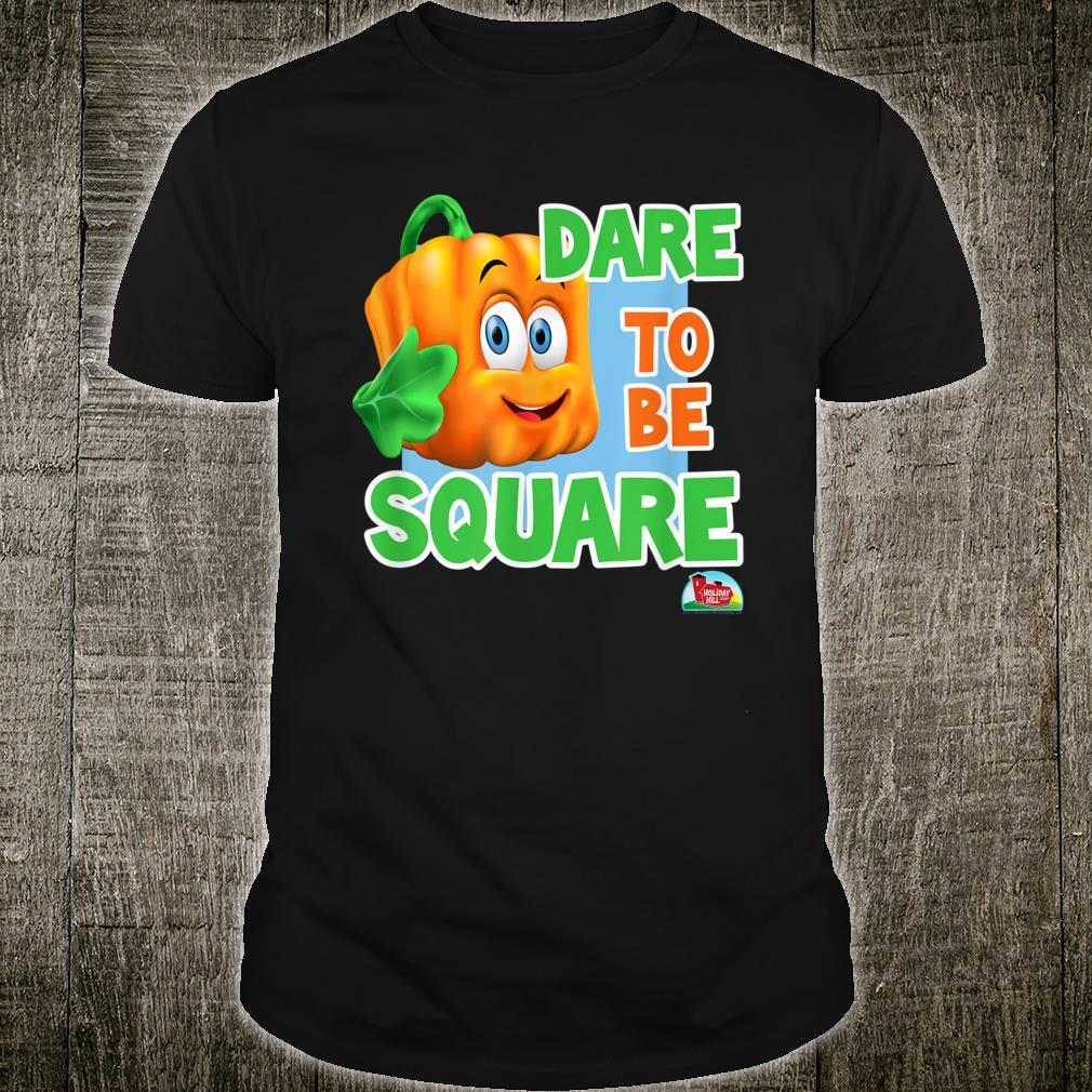 Spookley the Square Pumpkin Dare to be Square Shirt