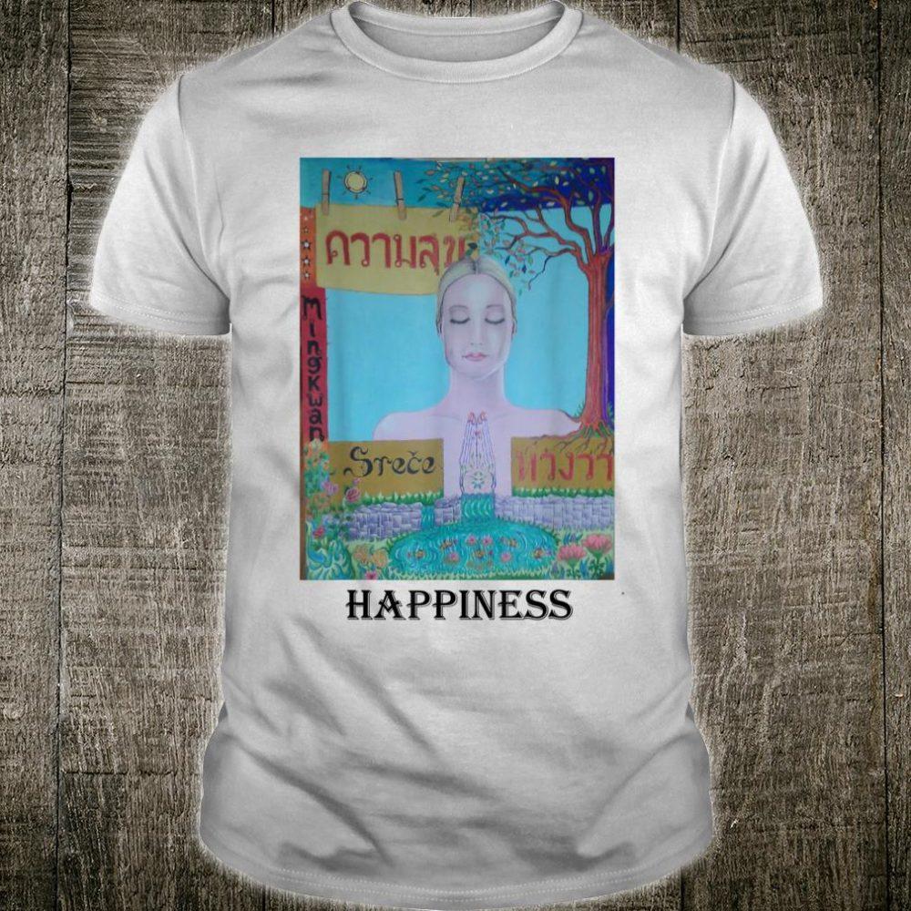 Thai Yoga Happiness Shirt