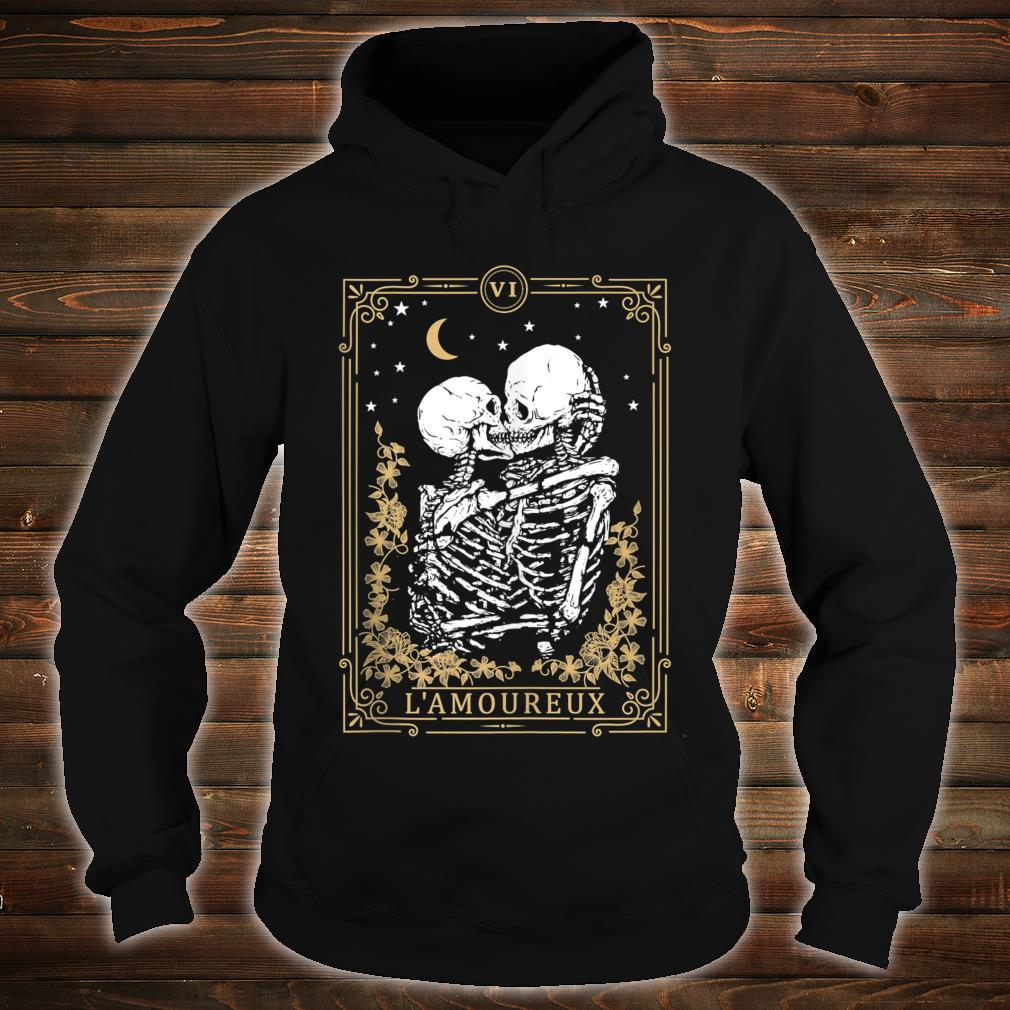 Thes Vintage Tarot Card, Magic, Occult, Lamoureux Shirt hoodie