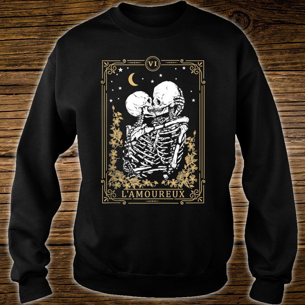 Thes Vintage Tarot Card, Magic, Occult, Lamoureux Shirt sweater