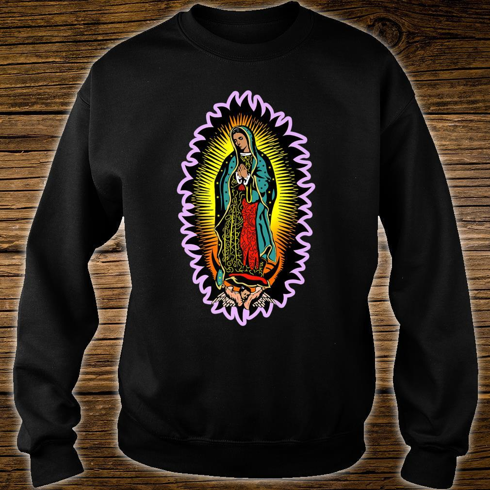 Virgin Mary Our Lady of Guadalupe Catholic Shirt sweater
