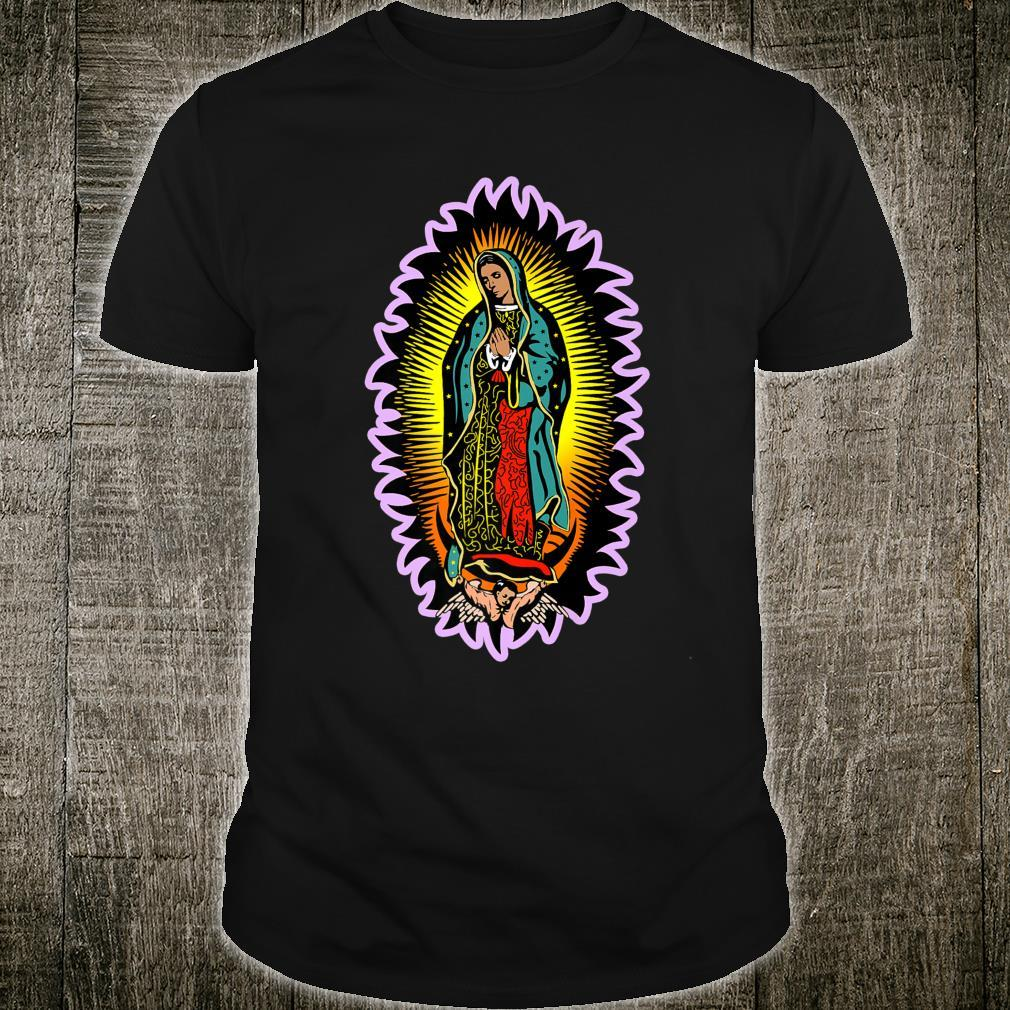 Virgin Mary Our Lady of Guadalupe Catholic Shirt
