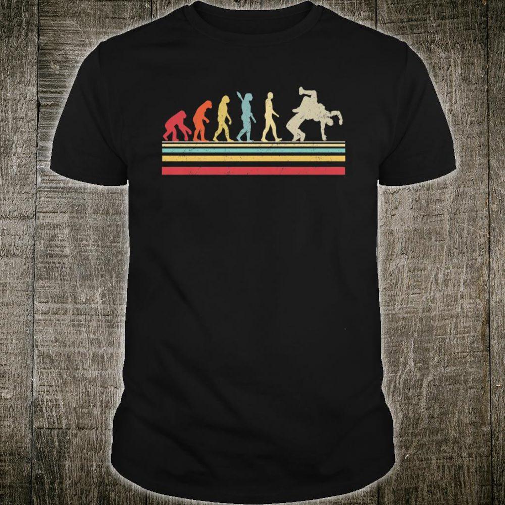 Wrestling Evolution Shirt