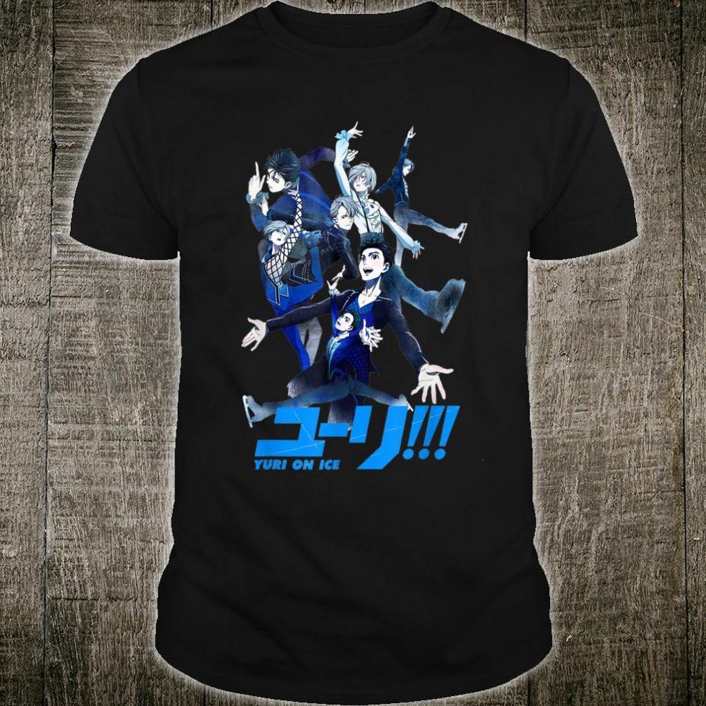 Yuri Gift On Art Ice Shirt